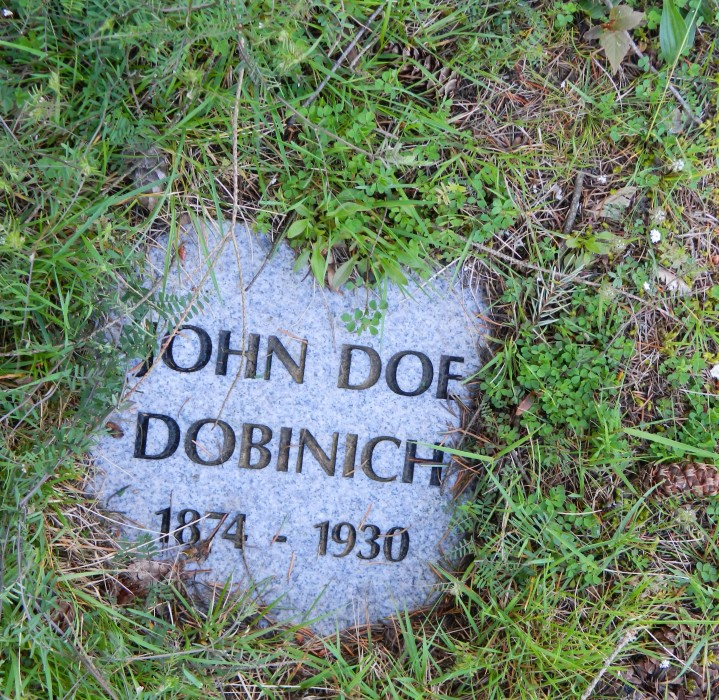 Many of the graves were of the John Doe variety.